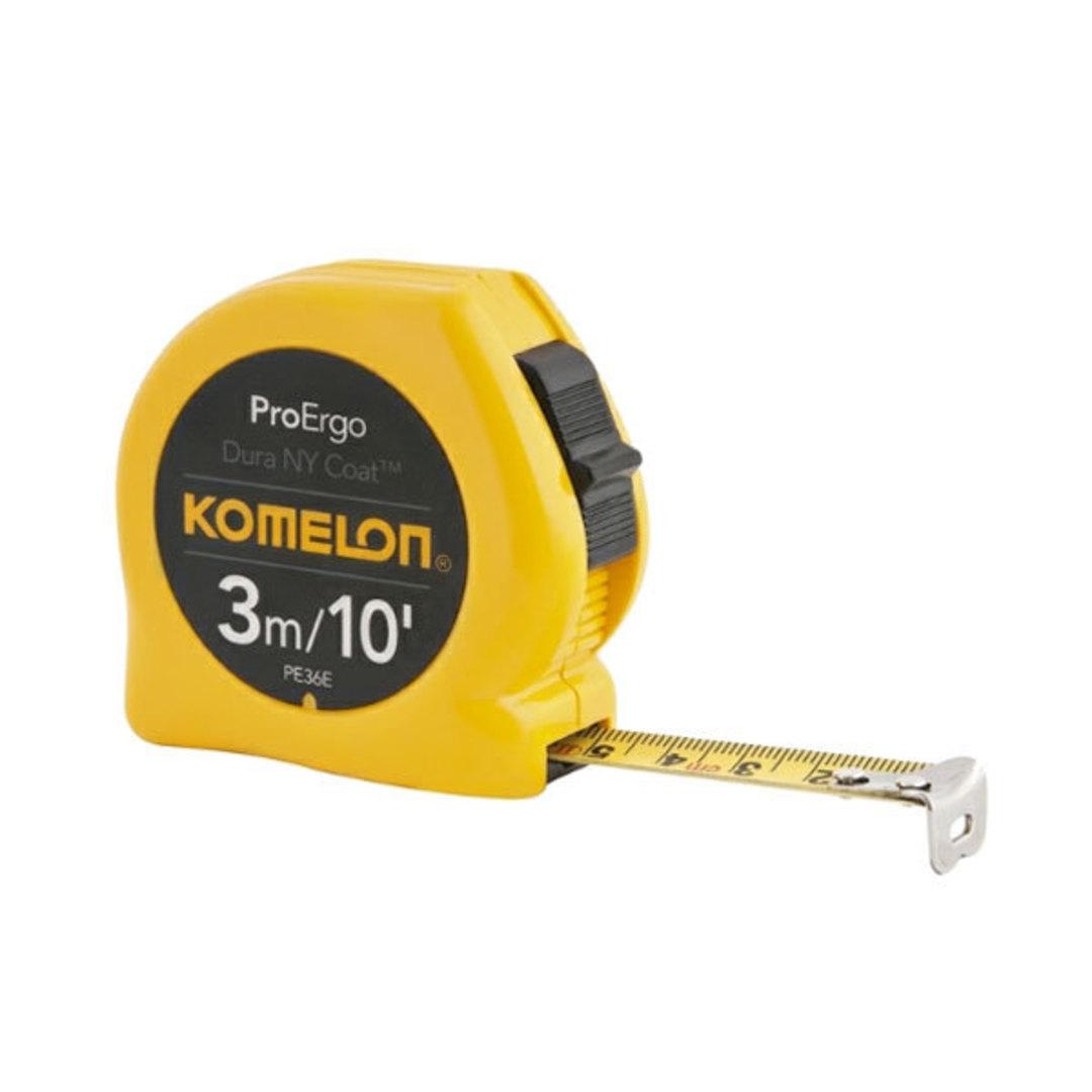 Komelon 3m/10ft Steel Tape image 0