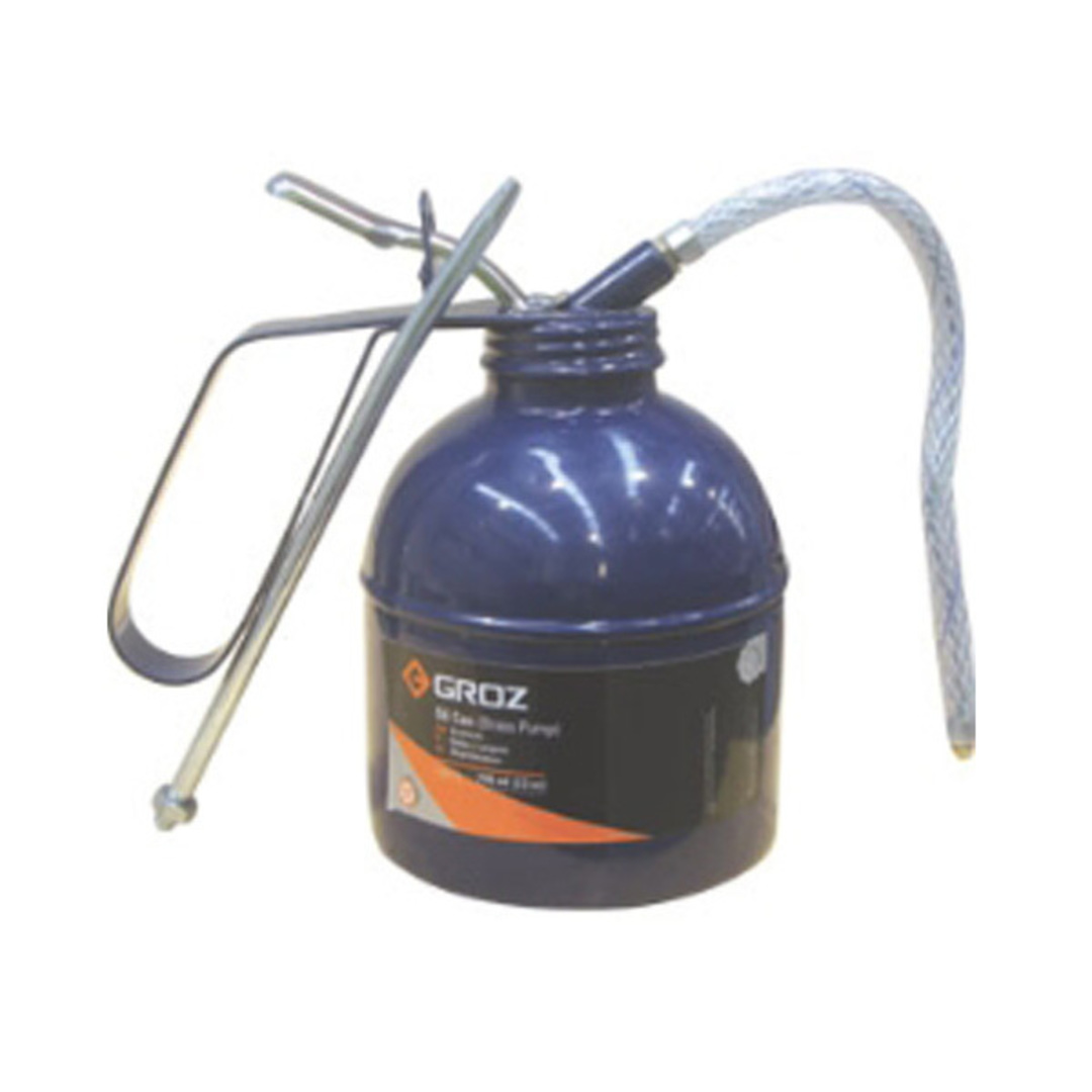 Groz Oil Can 200ml image 0