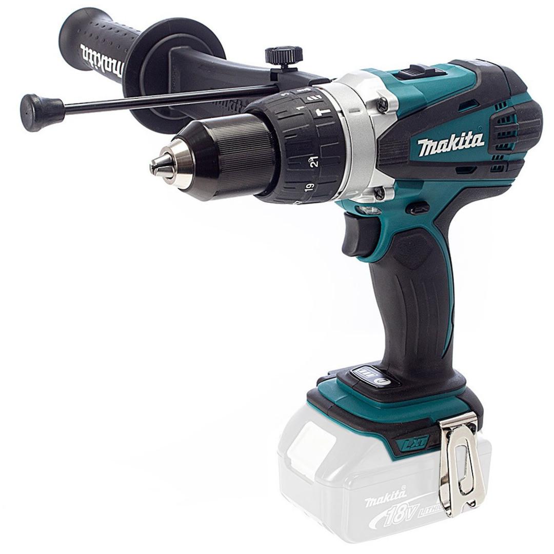 Makita 13mm Hammer Drill Driver Skin - DHP458Z image 0