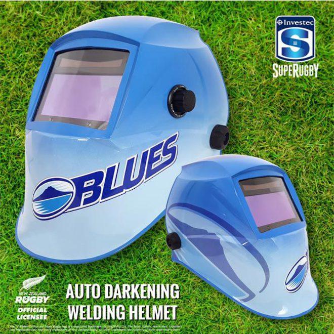 Investec Super Rugby Auto Darkening Welding Helmets image 4