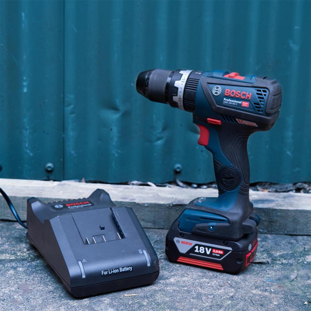 Bosch Brushless 5AH Striker Kit image 2