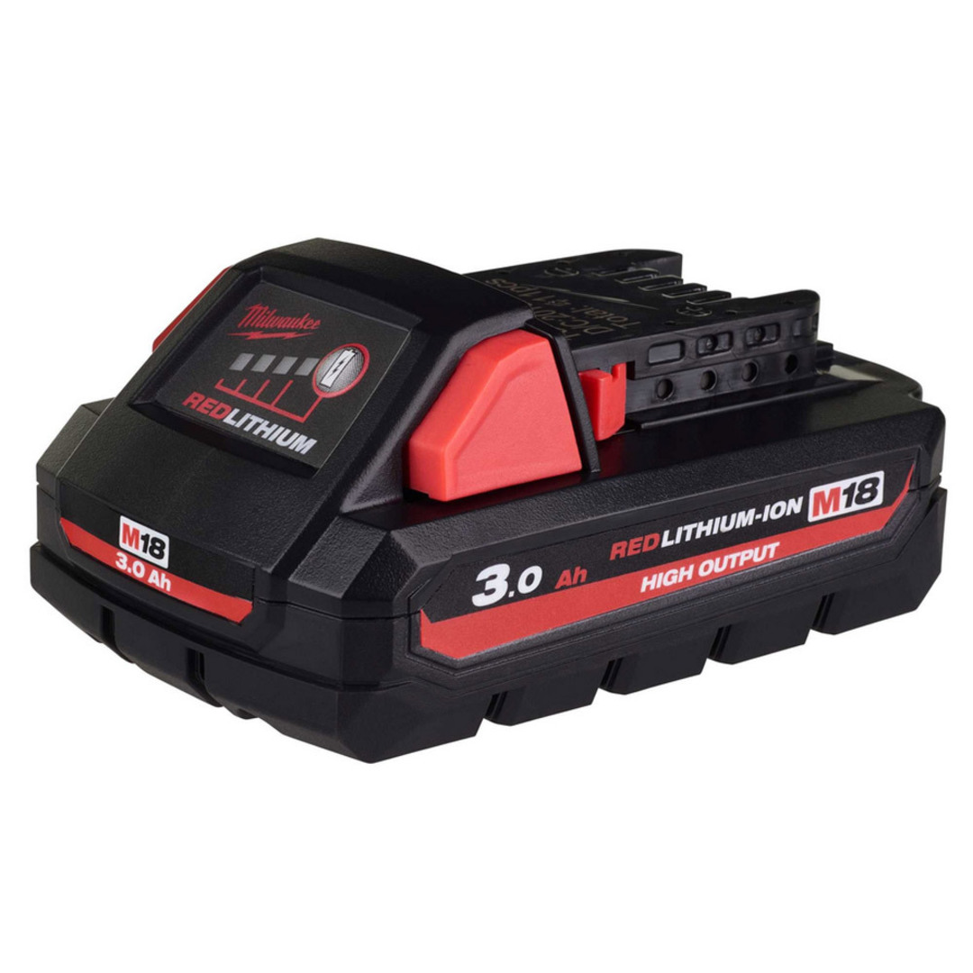 Milwaukee M18HB3 High Output 3Ah Lithium Battery image 0