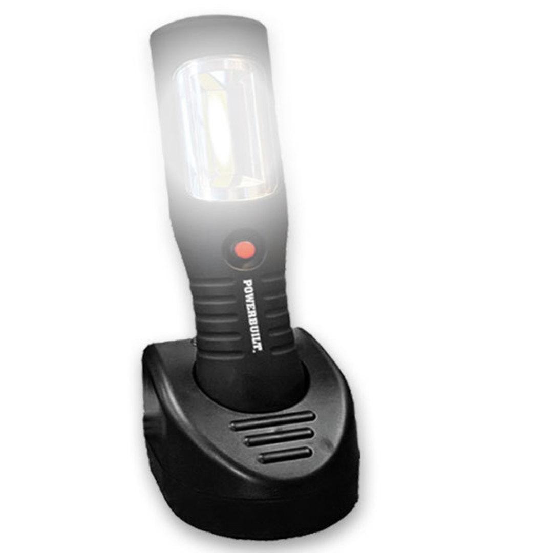 Powerbuilt Rechargable LED Worktorch image 0