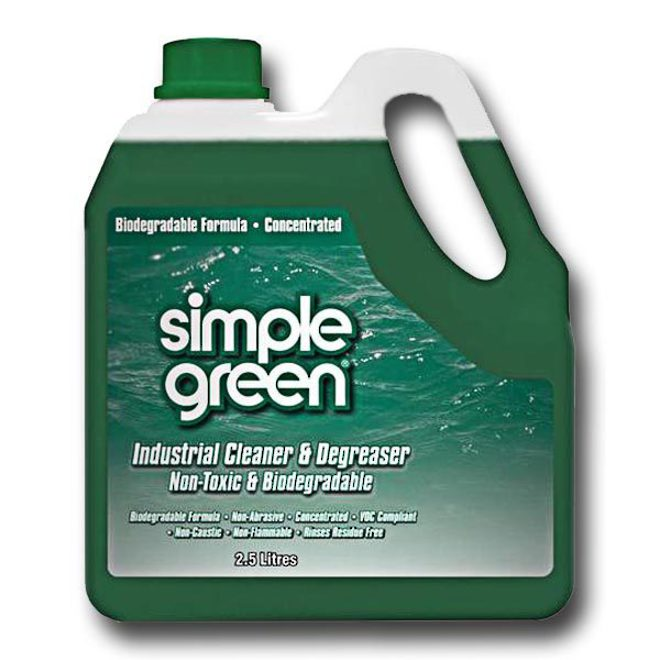 Simple Green Concentrate 2.5 litre image 0