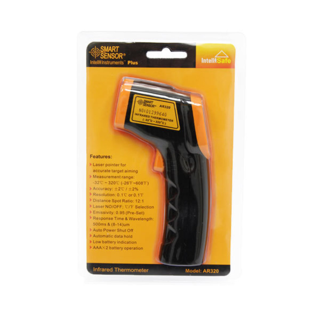 Smart Sensor Infrared Thermometer image 0