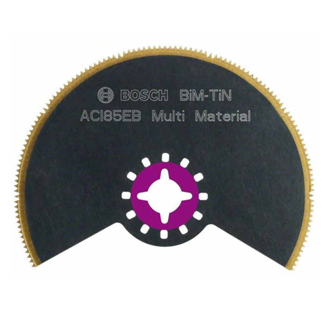 Bosch Segmented 85mm Saw Blade BIM-TiN - ACI 85 EB image 0