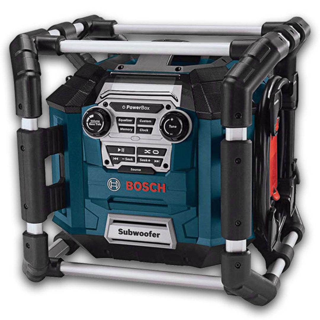 Bosch Worksite Radio 14/18 Li Battery - GML 18V-Li image 0