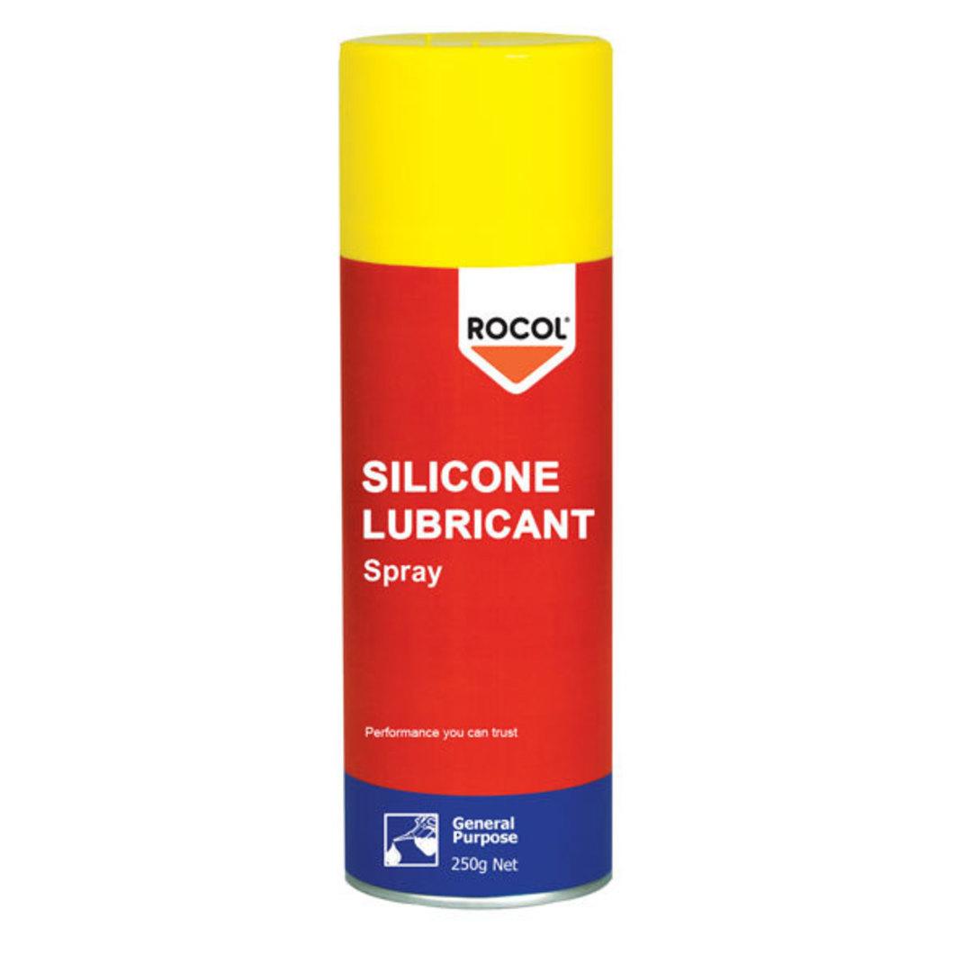 Rocol Silicone Spray 250g image 0