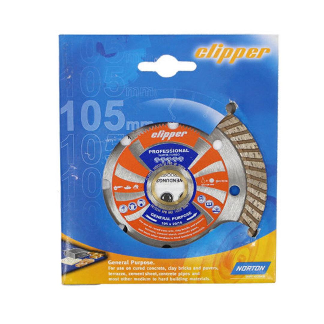 Clipper Super Turbo Diamond Blade image 0