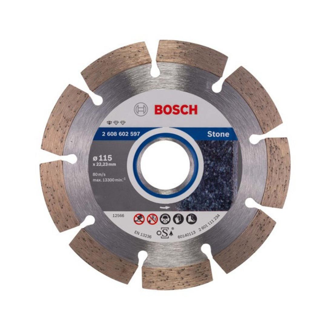 Bosch Standard Segmented Stone Cutting Disc image 0