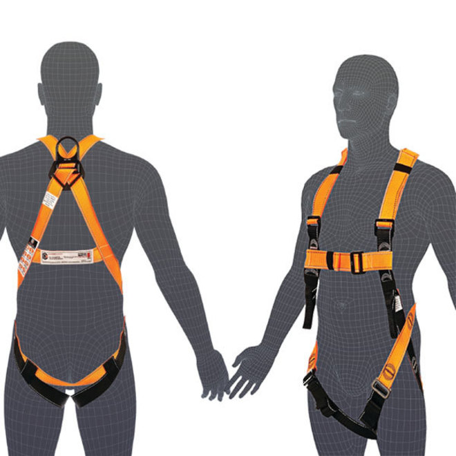 LINQ Roofers Essential Harness Kit image 0