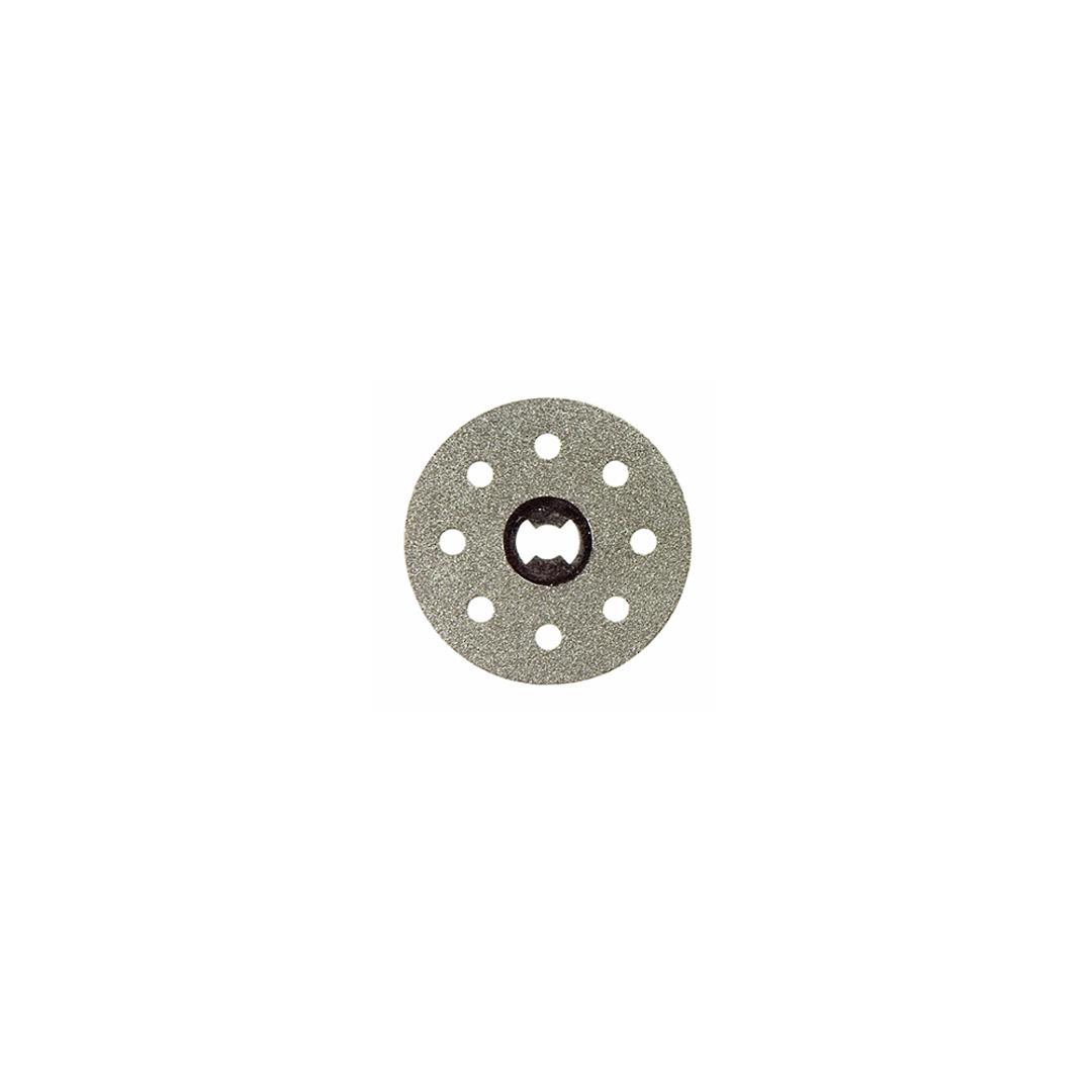 "Dremel EZ545 EZ Lock 1-1/2"" Diamond Wheel image 0"