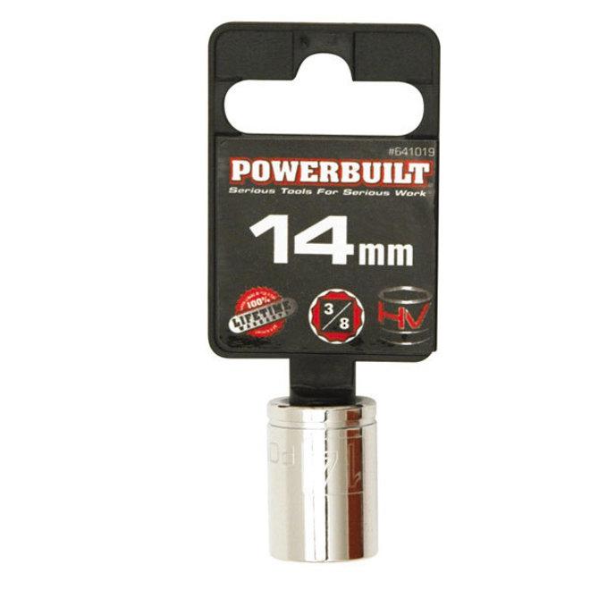 Powerbuilt 3/8dr Standard 12pt Sockets image 0