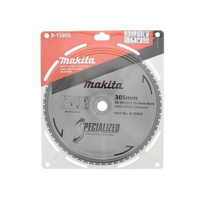 Makita 305mm 78T Saw Blade image 0