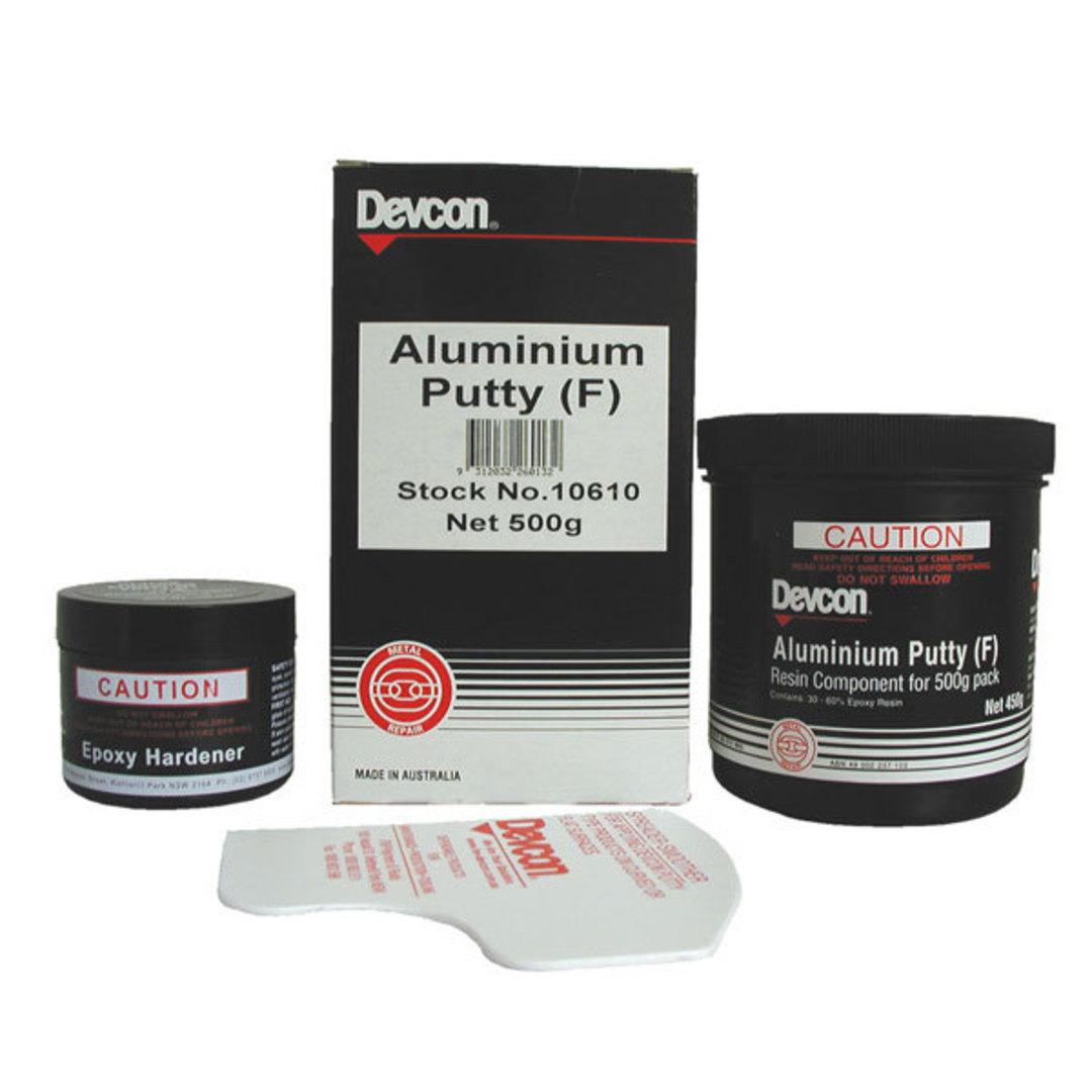 Devcon Aluminium Putty 500g image 0
