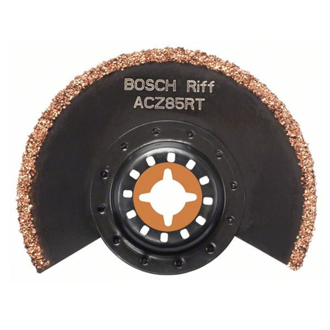Bosch Segmented 85mm Saw Blade HM-RIFF - ACZ 85 RT image 0