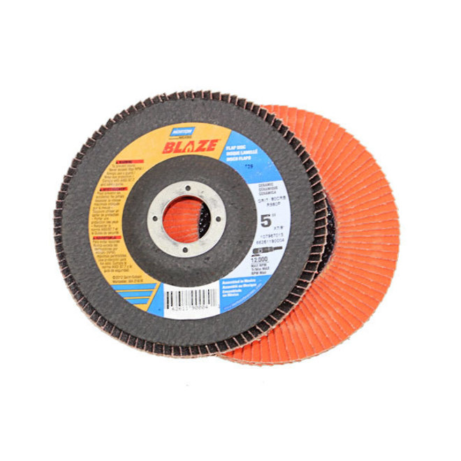 Norton Blaze Flap Discs image 0