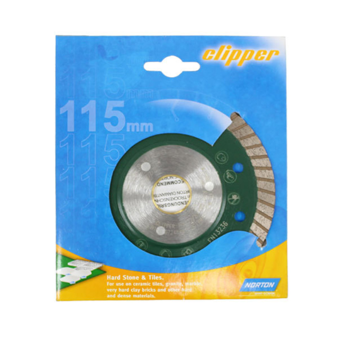 Clipper Thin Turbo Diamond Blades image 0