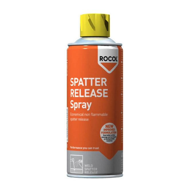 Rocol Spatter Release Spray 400ml image 0