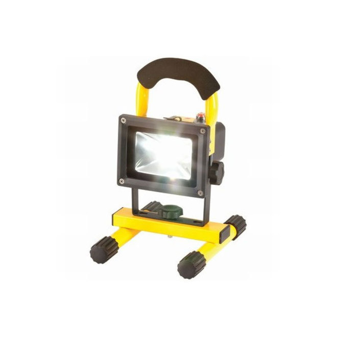 Techlight LED Rechargeable 10W Worklight image 0