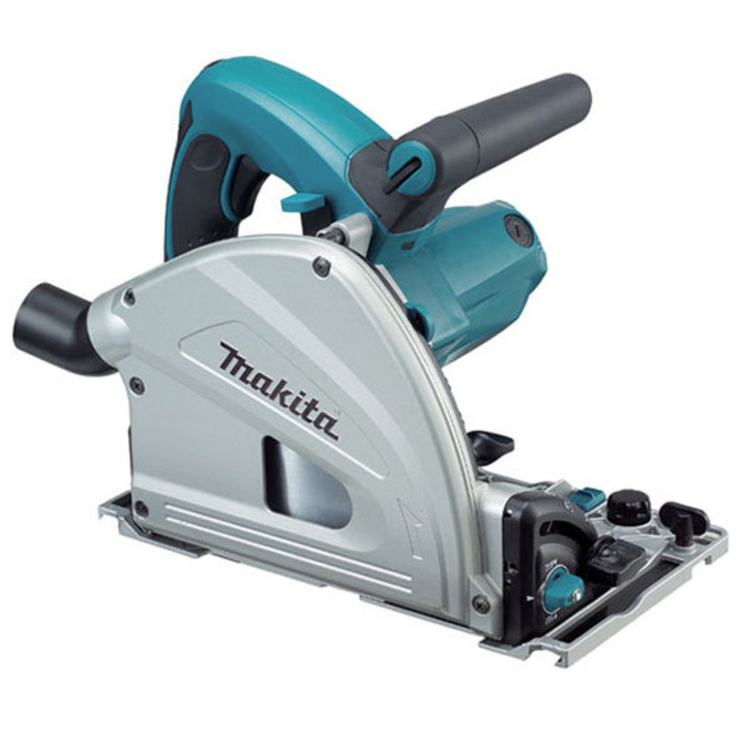 Makita 165mm Plunge Saw - SP6000J image 0
