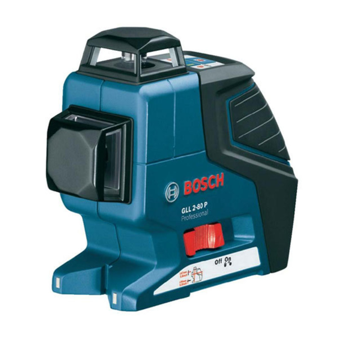 Bosch Line Level Horizontal/Vertical - GLL 2-80 P image 0