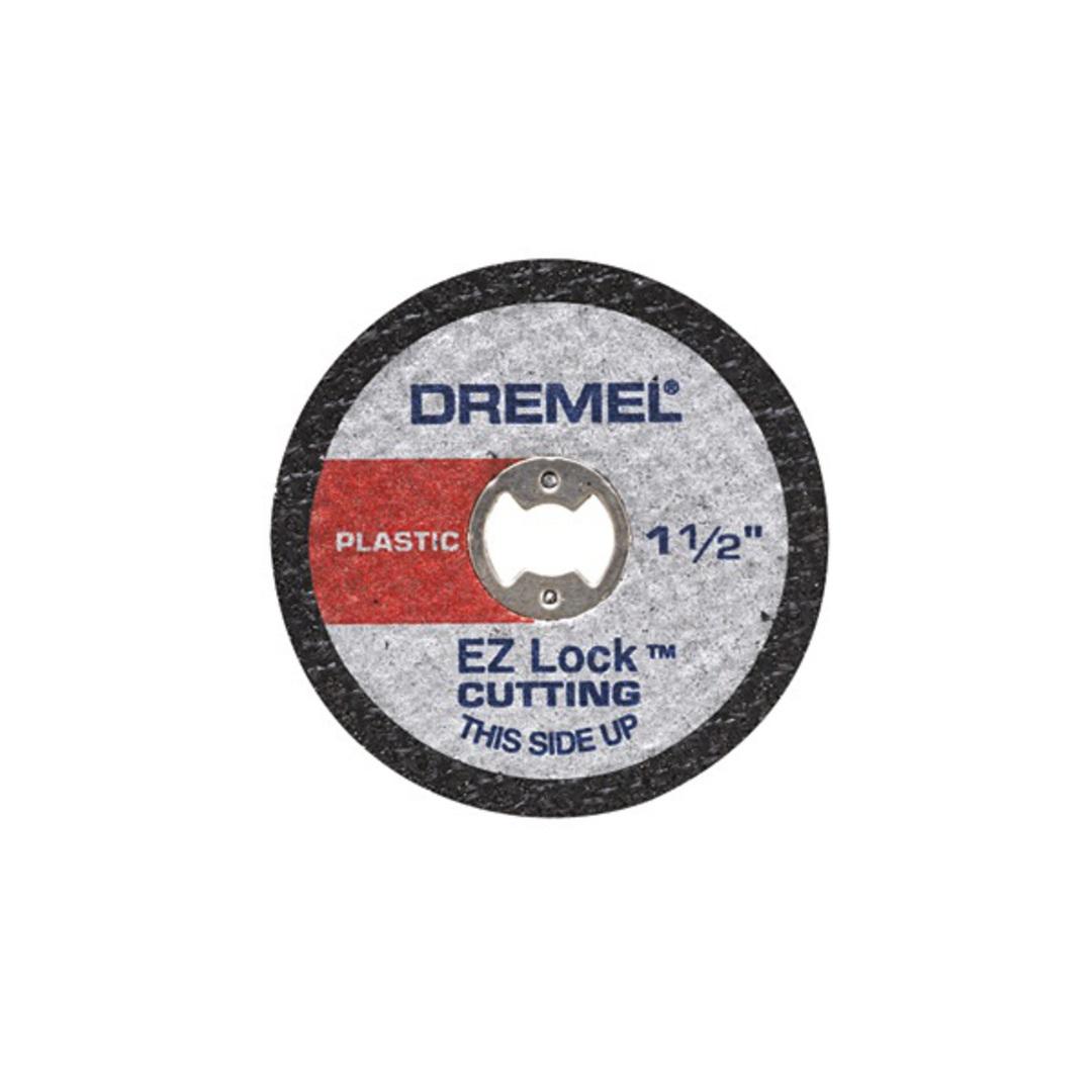 """Dremel EZ476 EZ Lock 1-1/2"""" Cut-off Wheels image 0"""