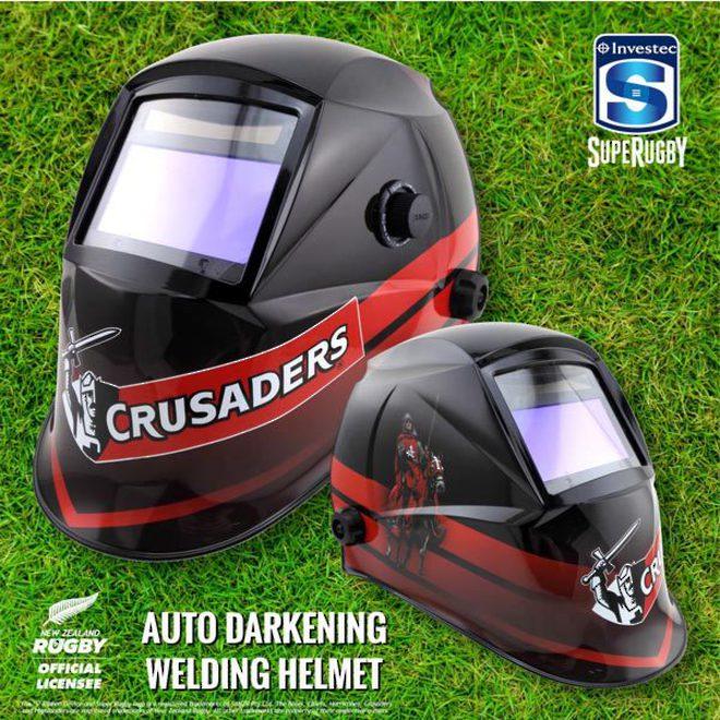 Investec Super Rugby Auto Darkening Welding Helmets image 3