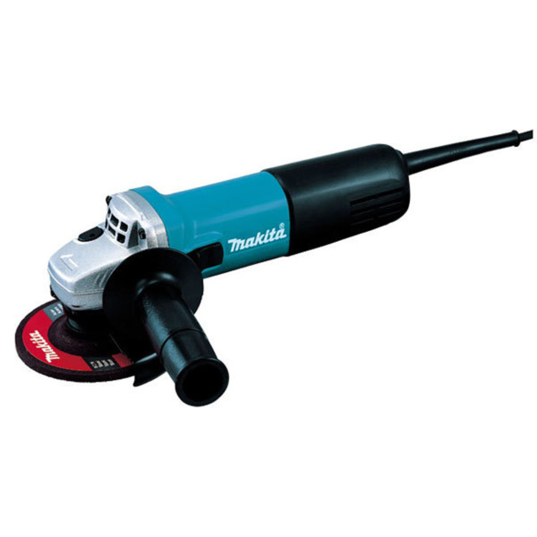 Makita 115mm Angle Grinder 840w - 9557NB image 0