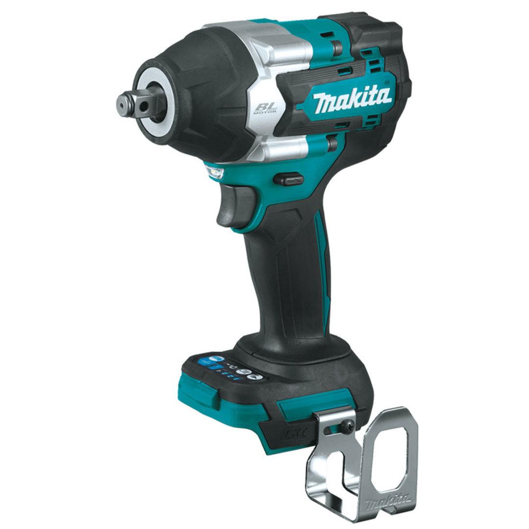 "Makita 18V Brushless 700Nm 1/2"" Dr Impact Wrench Skin image 0"