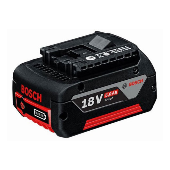 Bosch 5.0Ah 18v Lithium Ion Battery image 0
