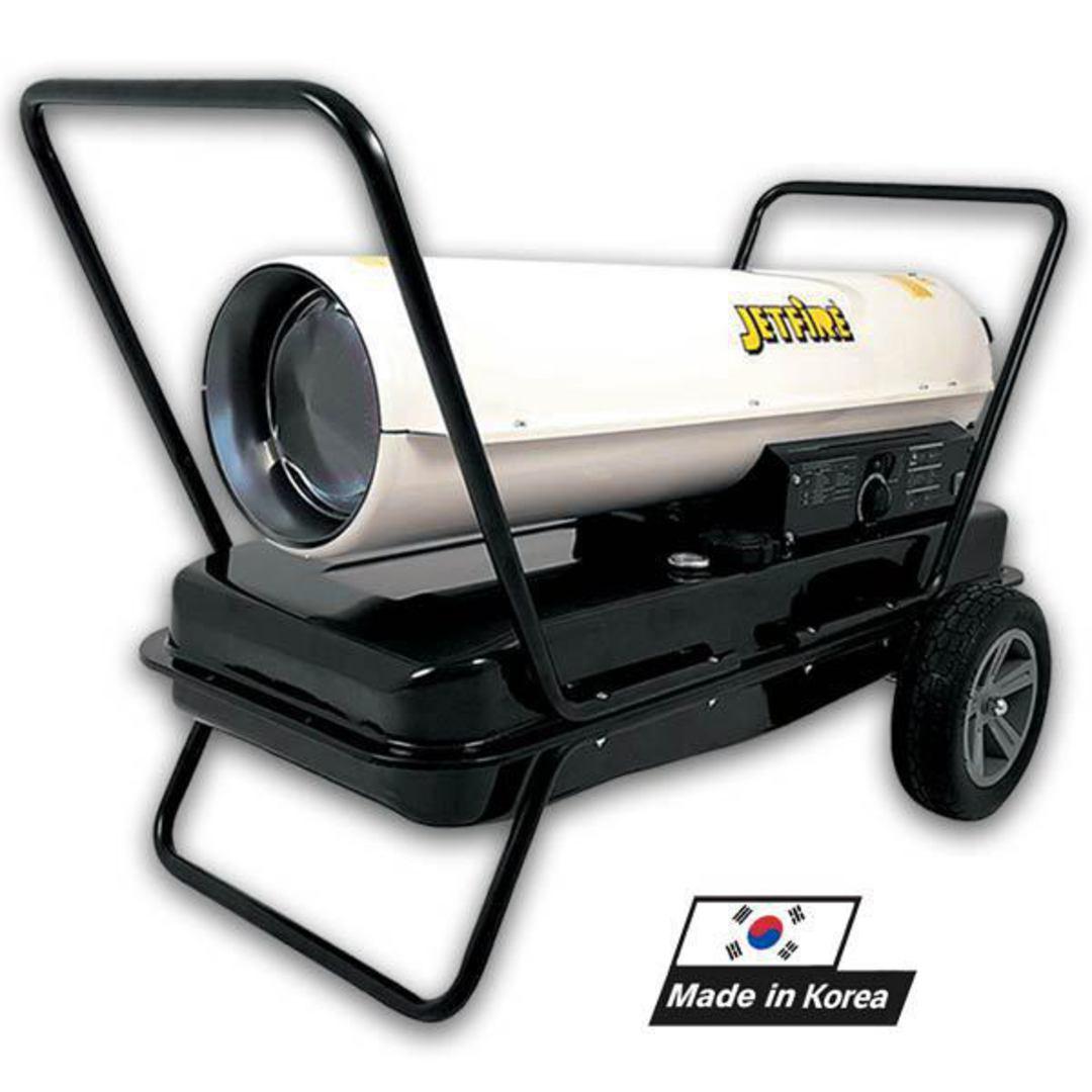 Jetfire Heater Diesel 50Kw fanforced image 0