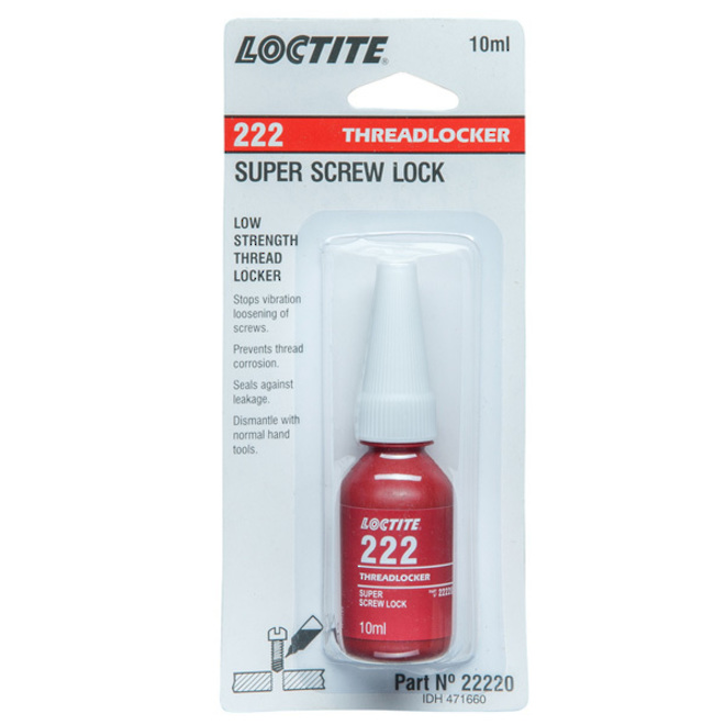 Loctite Screw Lock 10ml image 0