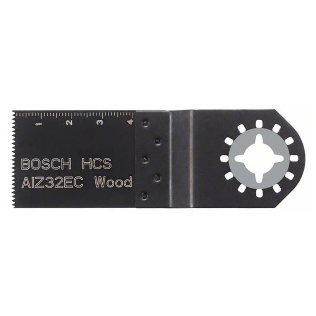 Bosch Plunge Cutting 32mm Saw Blade HCS - AIZ 32 EC image 0