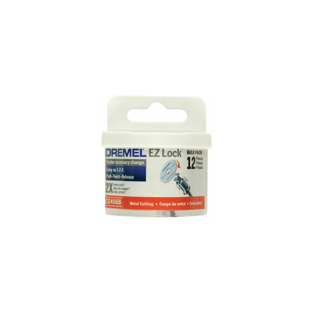 "Dremel EZ456B EZ Lock 1-1/2"" Cut-off Wheels image 0"