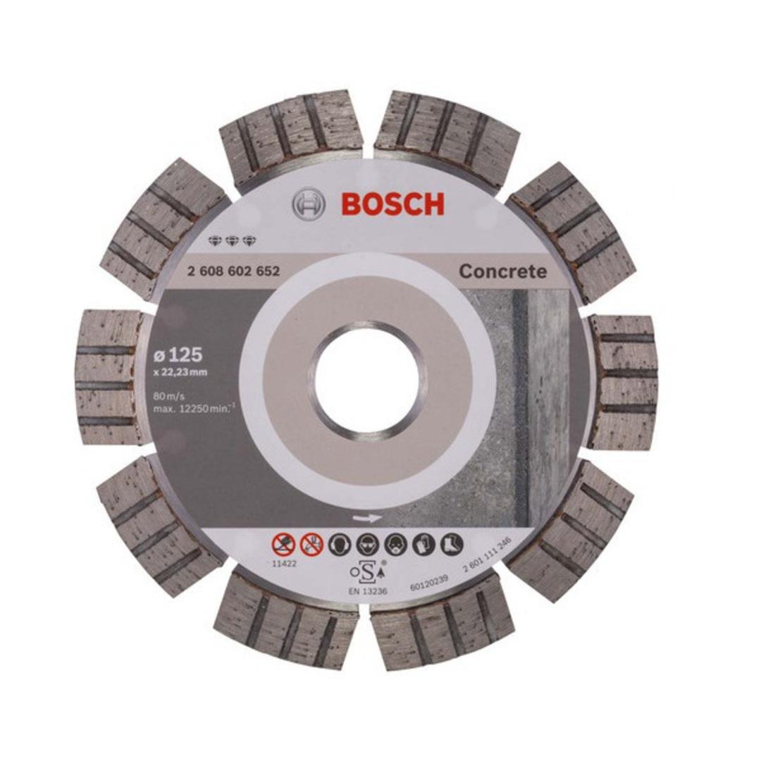 Bosch Best Segmented Concrete Cutting Discs image 0