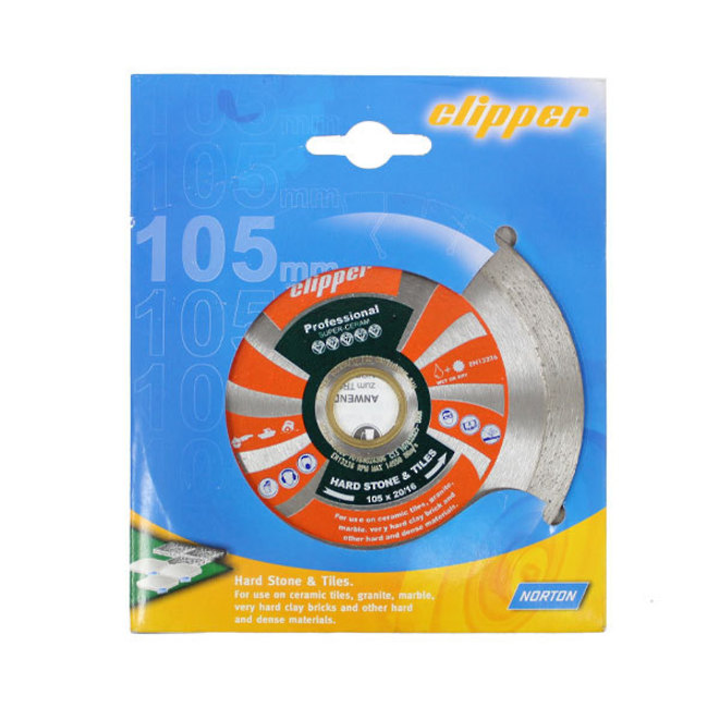 Clipper Continuous Rim Diamond Blades image 0