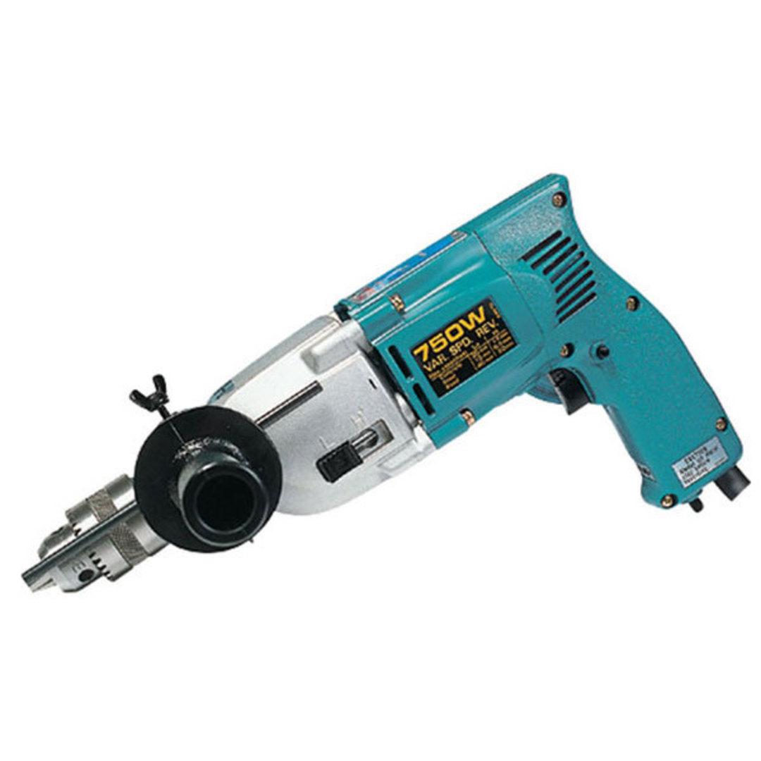 Makita 13mm Hammer Drill - HP2010N image 0