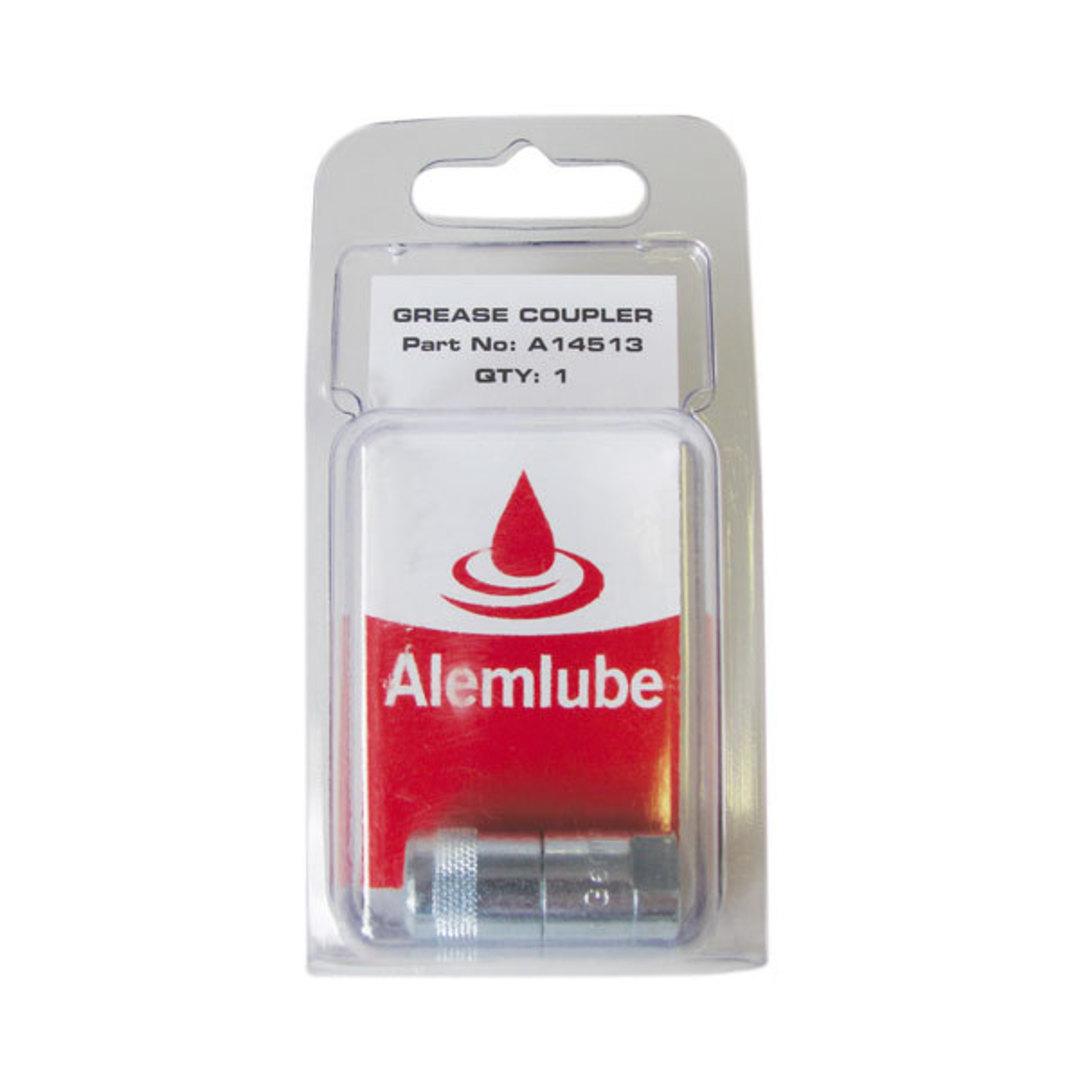 Alemlube 4 Jaw Standard Grease Coupler image 0