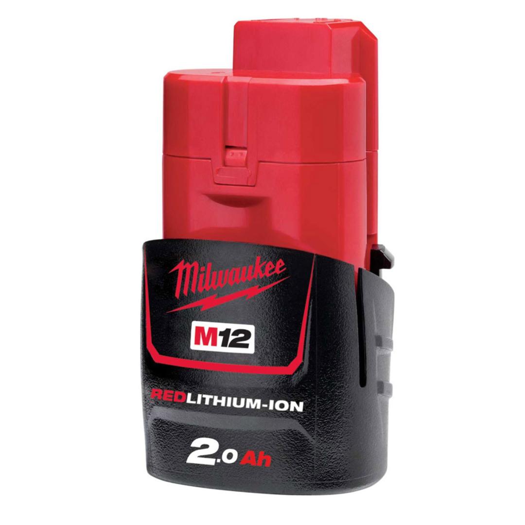 Milwaukee 2.0Ah Lithium Battery image 0