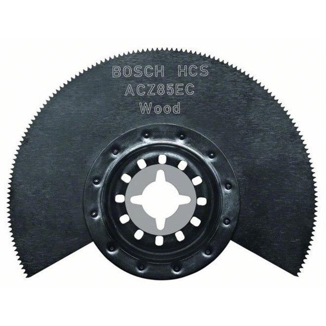 Bosch Segmented 85mm Saw Blade HCS - ACZ 85 EC image 0