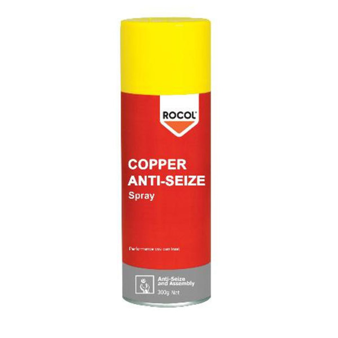 Rocol Copper Anti Seize Spray 300g image 0