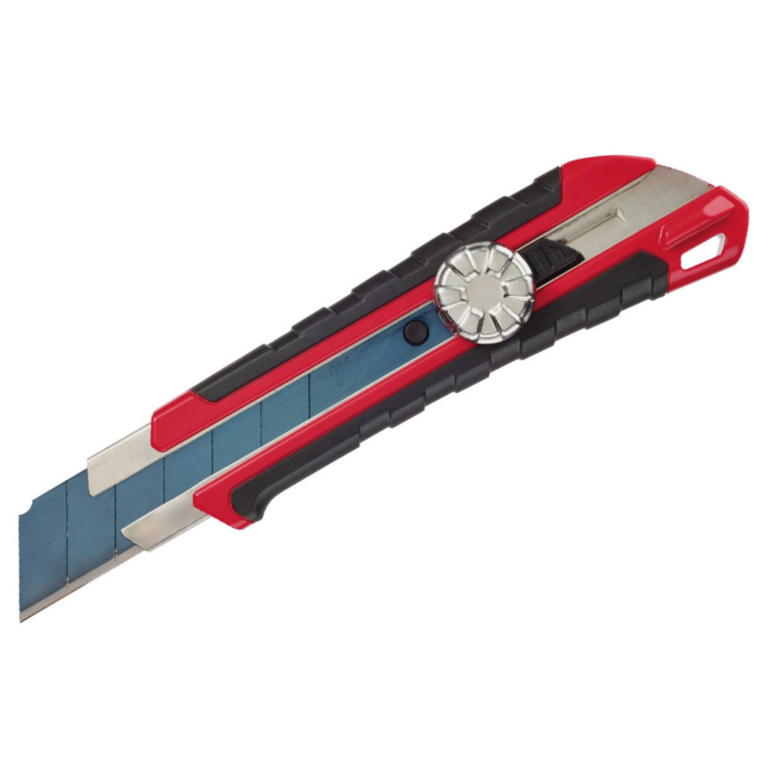 Milwaukee Snap Off Knife Precision Blade 25mm image 0