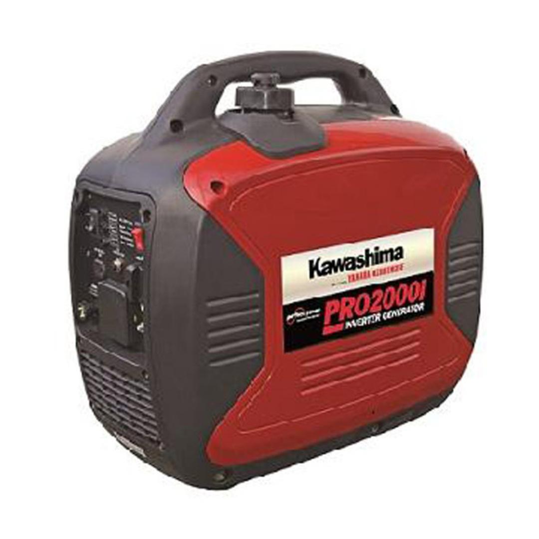Kawashima Inverter Generator 2000W image 0