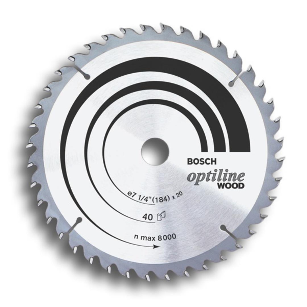 Bosch Optiline Saw Blades image 0