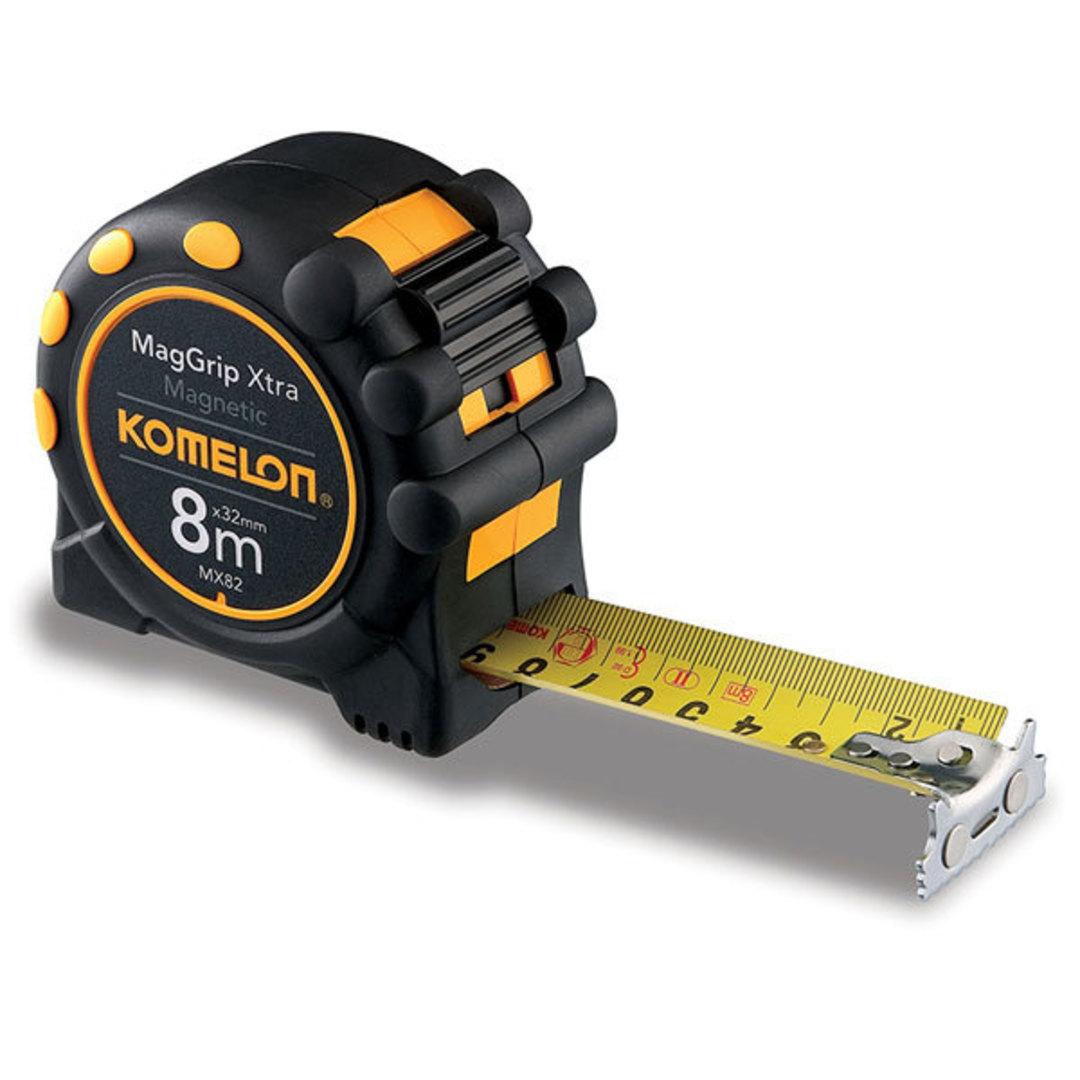 Komelon 8m X 32mm Tape Measure image 0