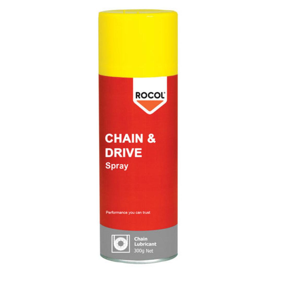Rocol Chain & Drive Spray 300g image 0