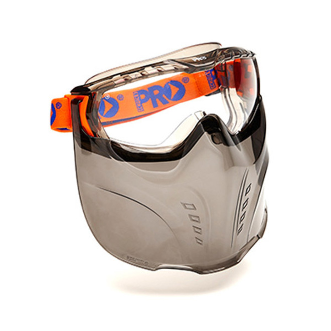 ProChoice Vadar Goggle Visor Combo Clear image 0