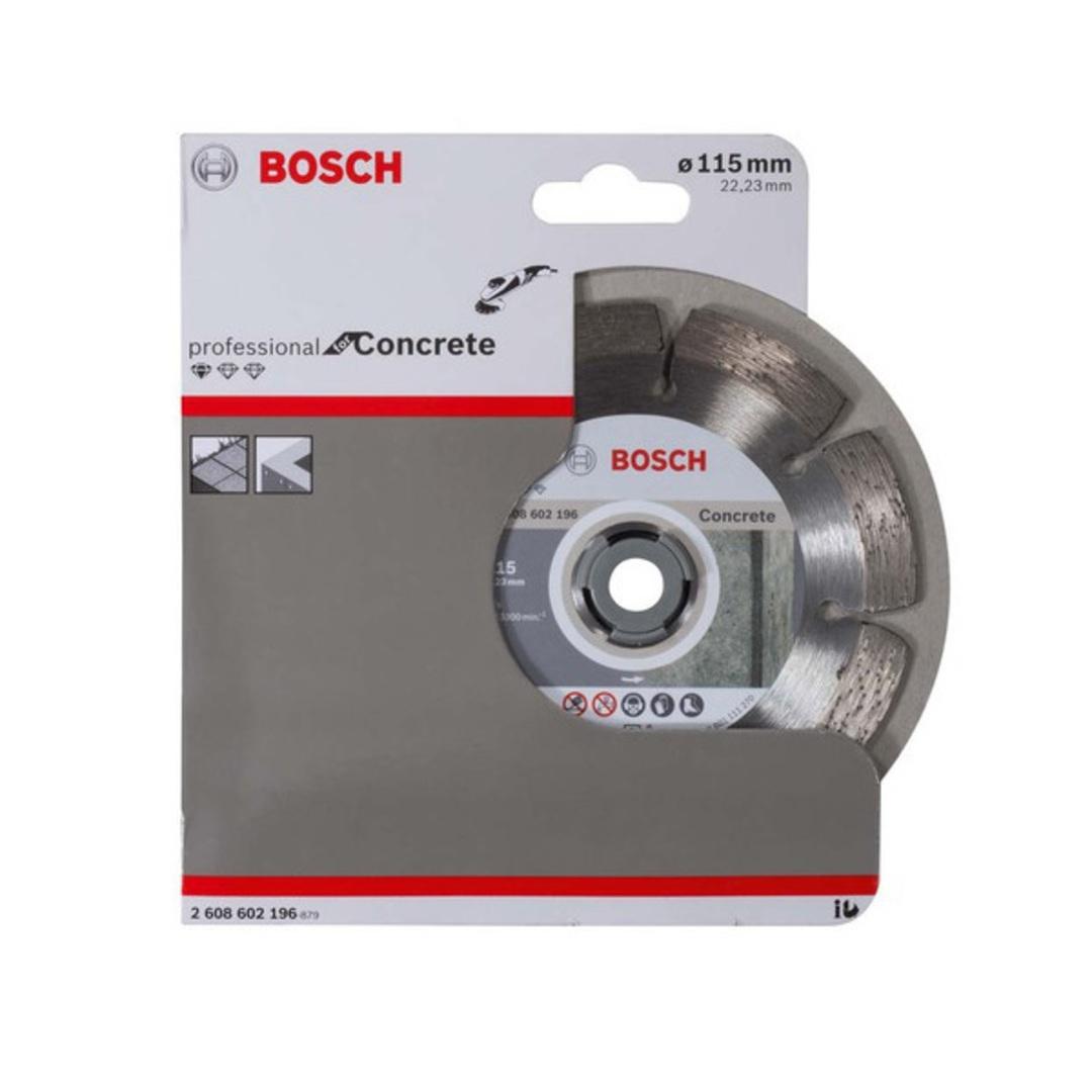 Bosch Standard Segmented Concrete Cutting Discs image 0