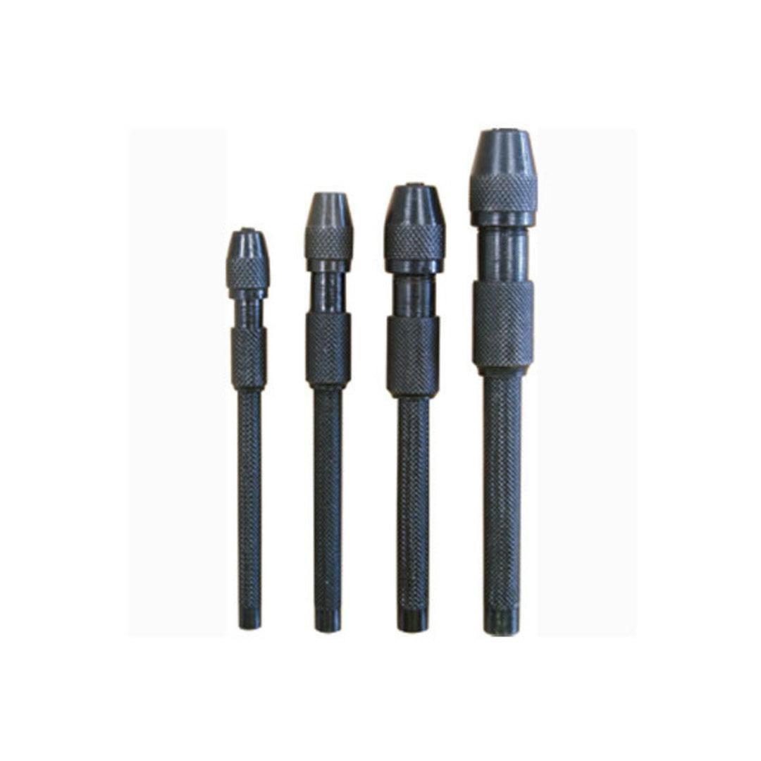 Groz 4pc Regular Pin Vice Set image 0
